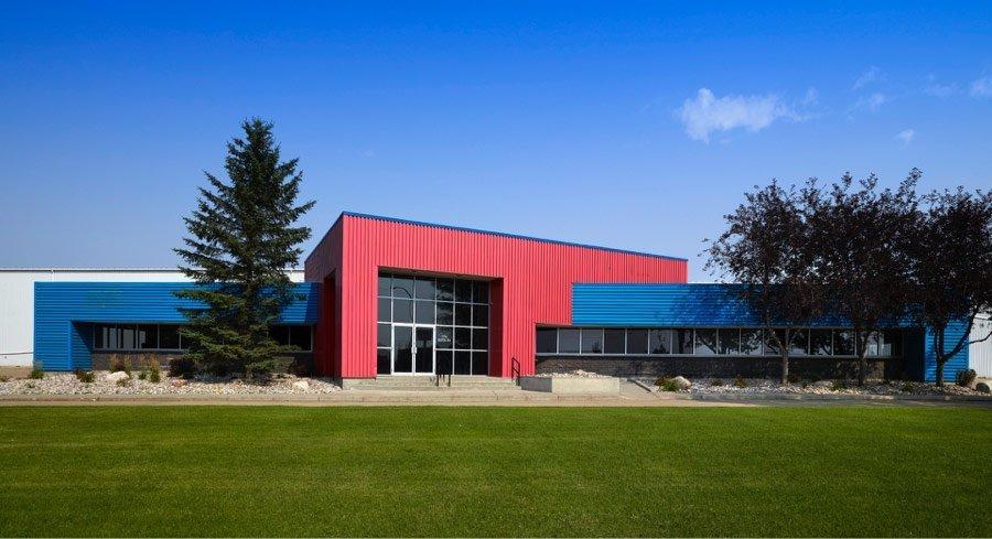 5710 Roper Rd Industrial Building