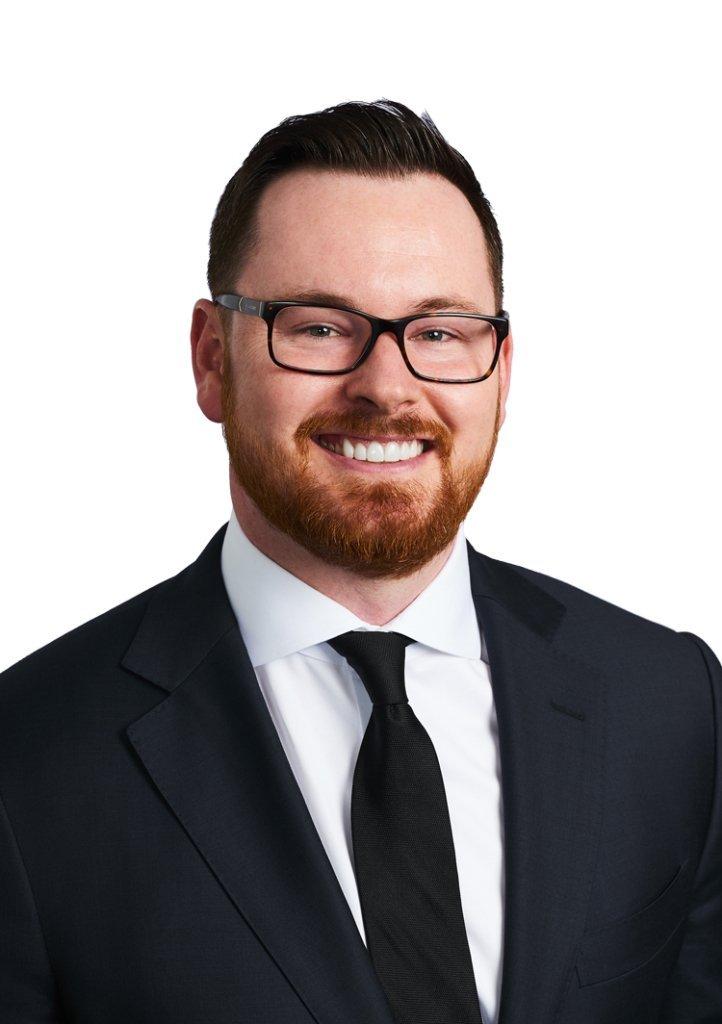Aaron Moore, VP, Investments