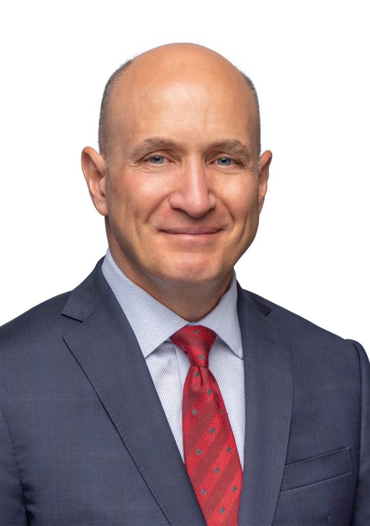 Tony Maduri, Senior Vice President, Asset Management