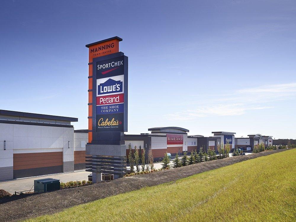 manning centre retail centre located in Edmonton